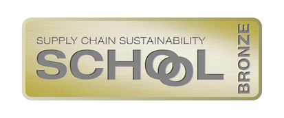 Supploy Chain Sustainability School logo
